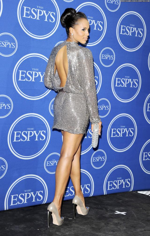Kerry Washington Espy Awards Babe Beautiful High Resolution Celebrity