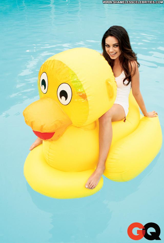 Mila Kunis Gq Magazine Magazine Beautiful Babe Posing Hot Celebrity