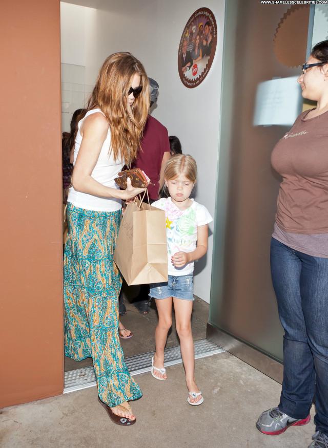 Denise Richards Beverly Hills Celebrity Posing Hot High Resolution