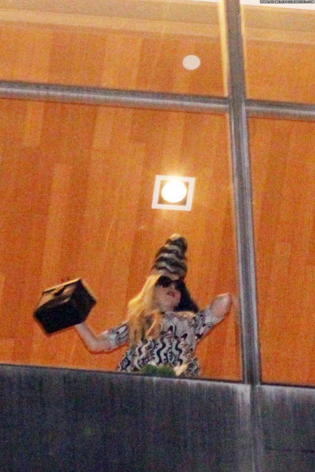 Lady Gaga No Source Posing Hot Party Babe Taiwan High Resolution
