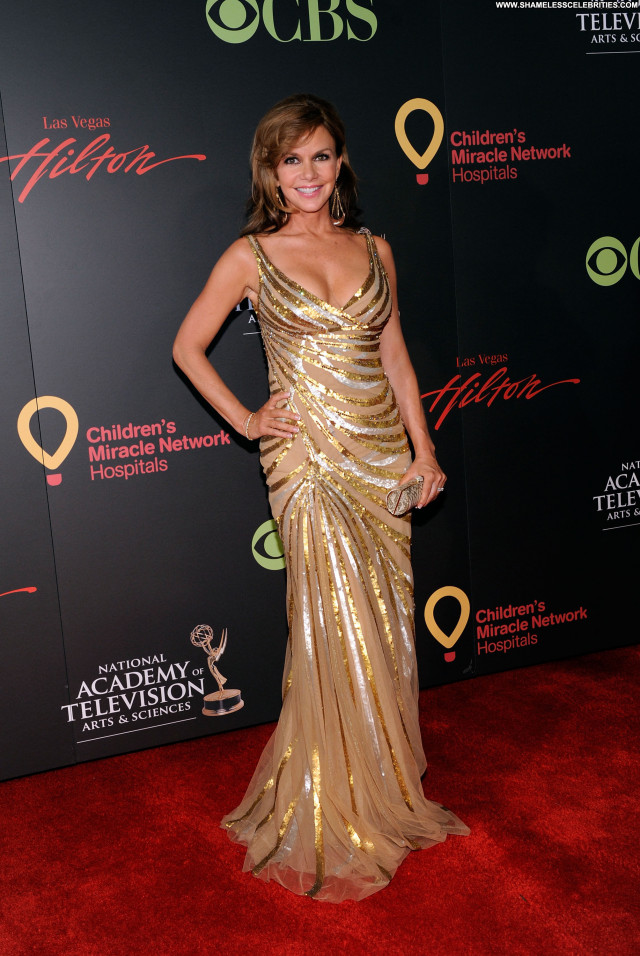 Bobbie Eakes Emmy Awards Celebrity Awards Beautiful Babe High