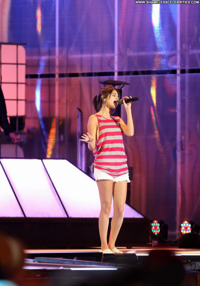 Selena Gomez No Source Awards Babe Beautiful Posing Hot High