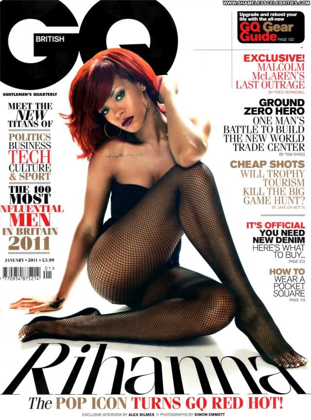 Rihanna Magazine Beautiful Babe Magazine Posing Hot Celebrity Uk
