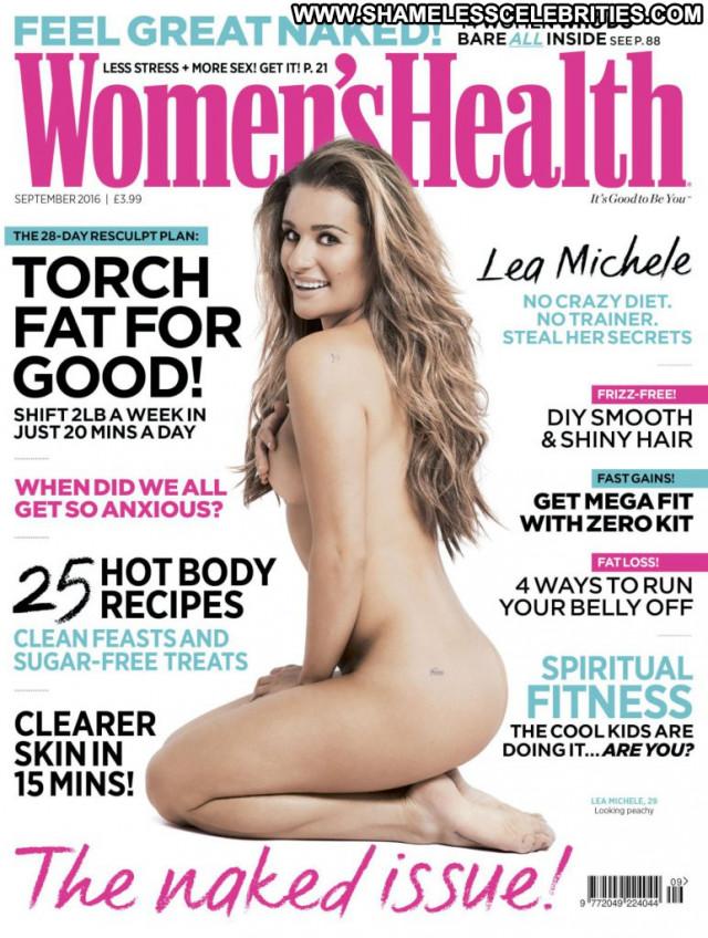 Lea Michele No Source Posing Hot Usa Babe Celebrity Beautiful Nude