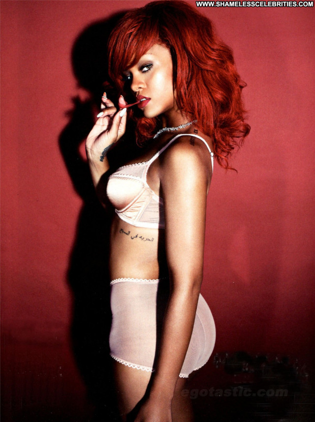 Rihanna Gq Magazine Wild Celebrity Magazine Posing Hot Usa