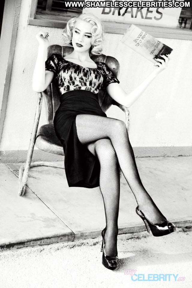 Amber Heard No Source Sexy Usa Babe Beautiful Celebrity Posing Hot