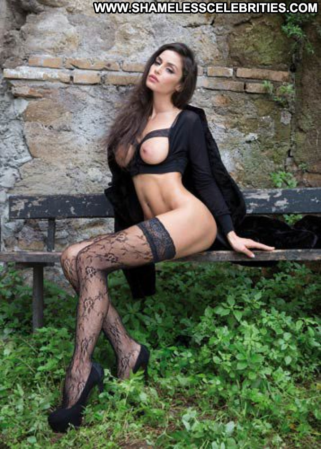 Raffaella Fico E Love Italian Calendar Babe Posing Hot Nude Beautiful