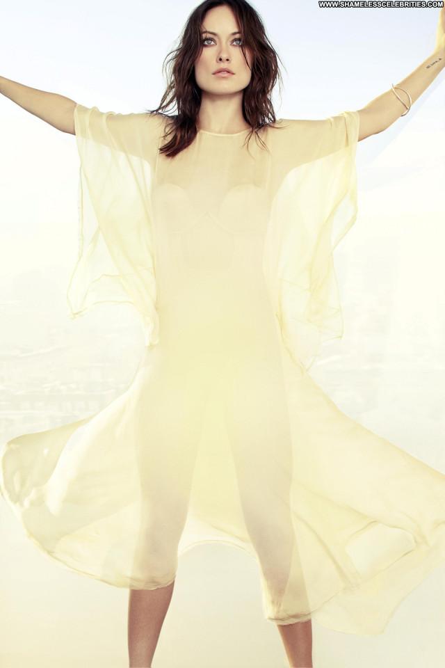 Olivia Wild No Source Nice Beautiful Posing Hot Magazine Photoshoot