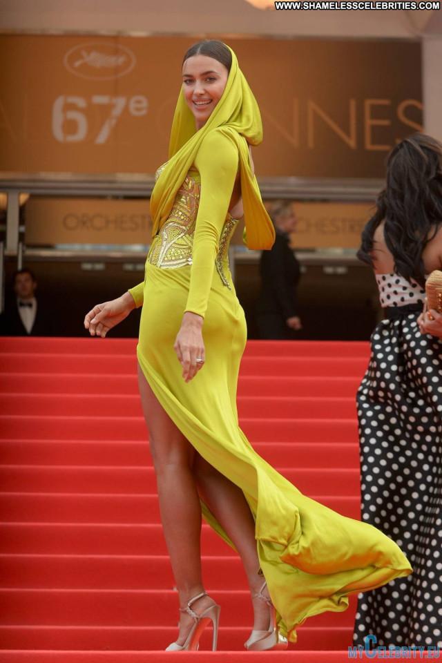 Irina Shayk Red Carpet Movie Posing Hot Celebrity Sexy Russia Babe