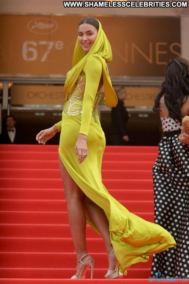Irina Shayk Red Carpet Posing Hot Movie Babe Beautiful Sexy Russia