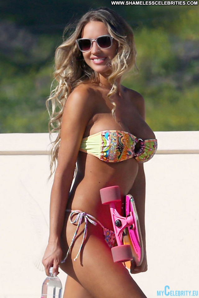 Charlie Riina No Source Photoshoot Swimsuit Celebrity Bikini Babe