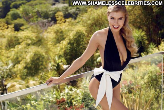Charlotte Mckinney No Source Beautiful Cleavage Posing Hot Usa Babe