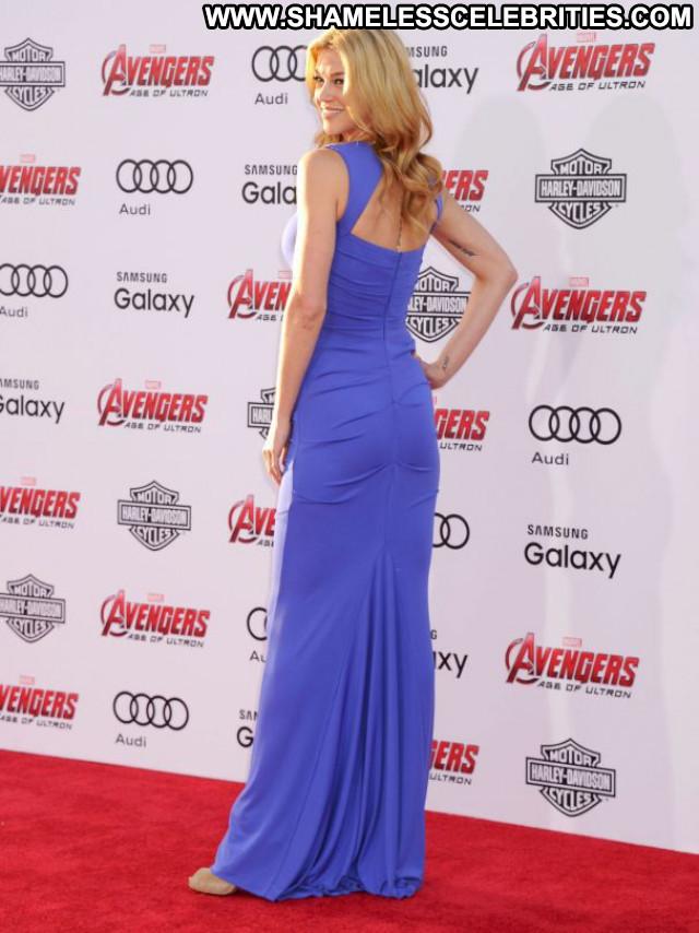 Scarlett Johansson Red Carpet Babe Beautiful Celebrity Hollywood