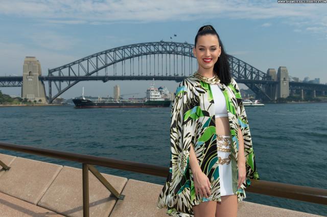 Katy Perry Australia Beautiful Celebrity Australia Posing Hot High