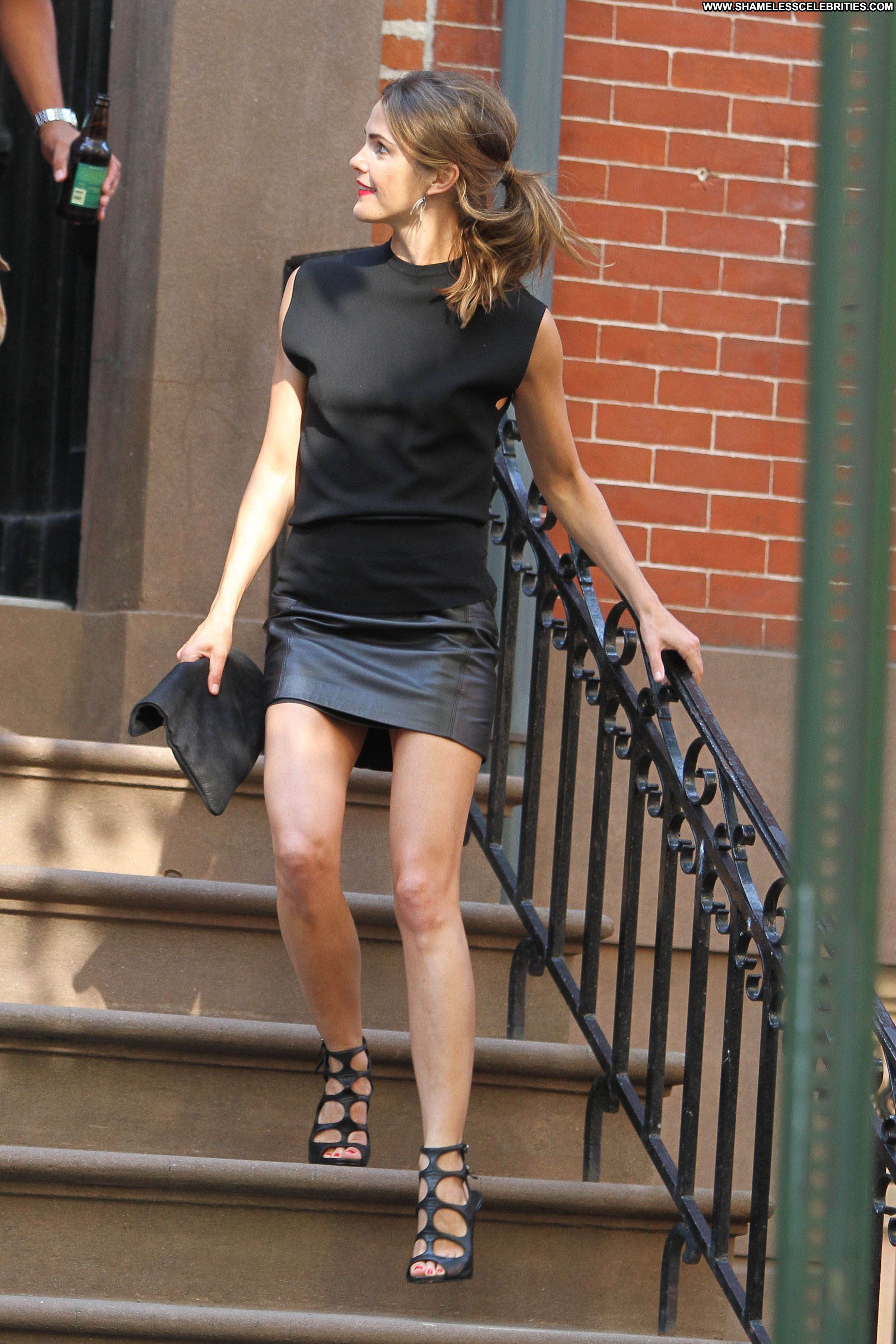 Keri Russell No Source Celebrity Beautiful Babe Posing Hot