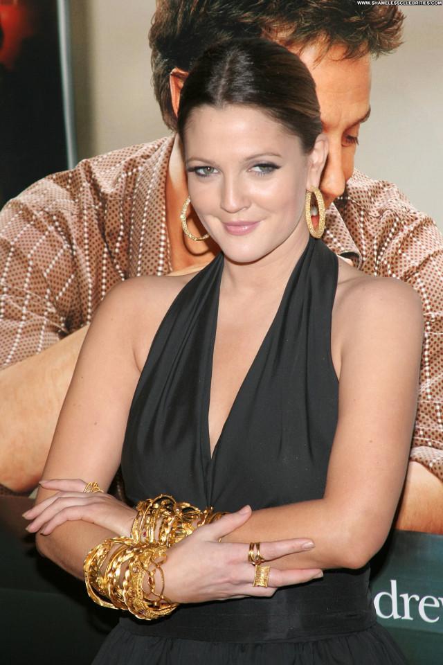 Drew Barrymore Music And Lyrics Hollywood Beautiful Posing Hot Babe