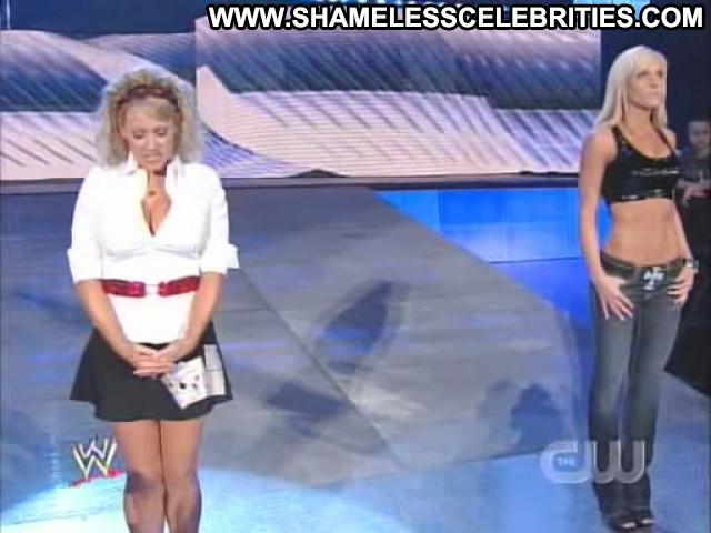 Kara Drew Michelle Babe Upskirt Celebrity Beautiful Posing Hot Hot