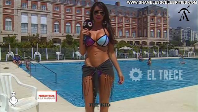 Sabrina Ravelli Sexy Tits Babe Celebrity Beautiful Big Tits Posing