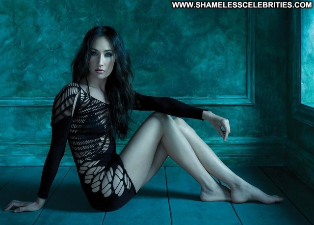 Maggie Q Pictures Celebrity Asian