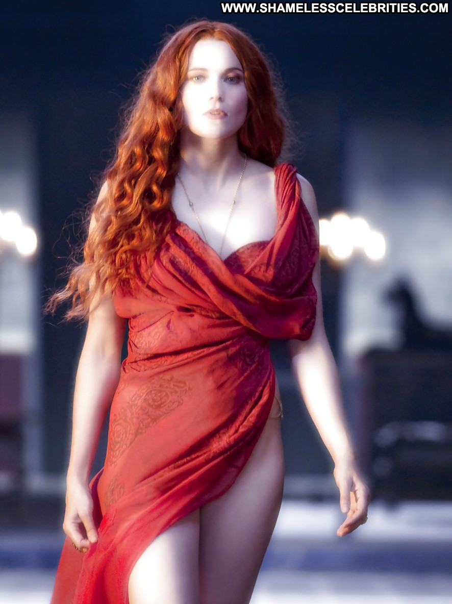 Fantastic Celebrity redhead nude LUV THIS