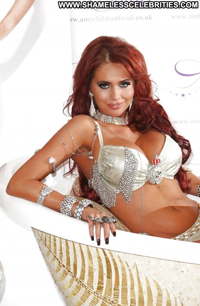 Amy Childs Pictures Glamour Uk Model Redhead Babe Celebrity