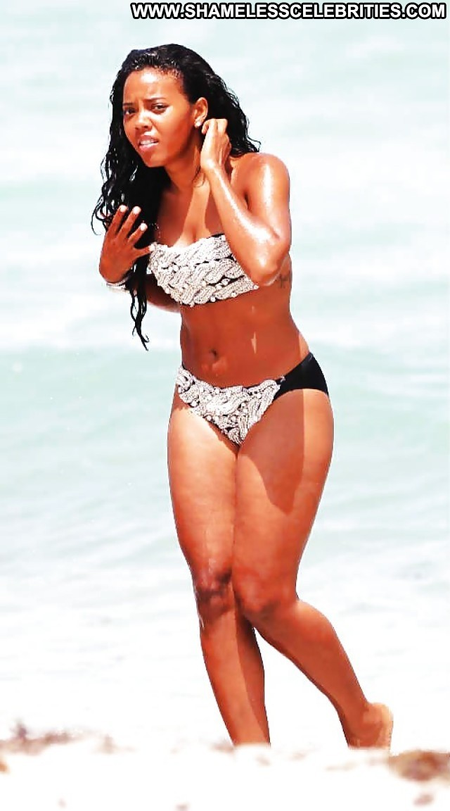 Black celebrity angela simmons 5