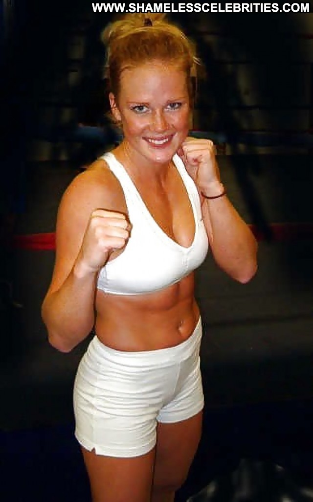 Holly Holm Posing Hot Celebrity Hot Celebrity