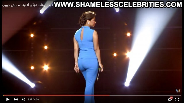 Sherin Pictures Hot Celebrity Singer Arab Egypt Sea Ass ...
