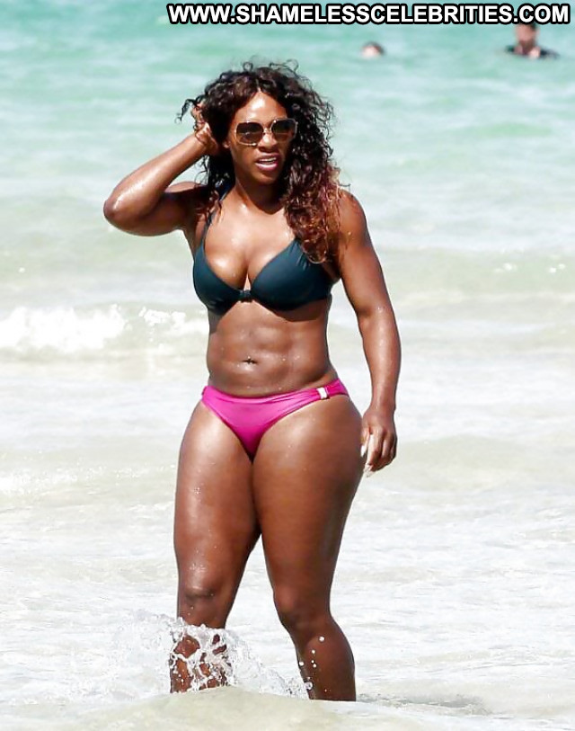 Serena Williams Pictures Celebrity Ebony Sea Ass Hot