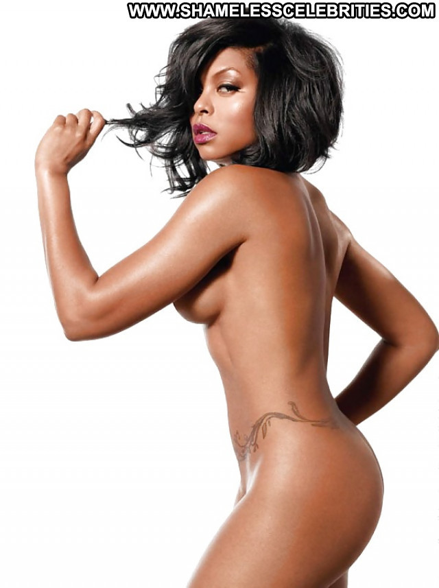 Taraji P Henson Pictures Ass Celebrity Sea Hot Ebony Posing Hot Nude
